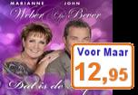 Marianne Weber en John de Bever, Dat Is De Liefde.Cd